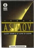 Lucky Starr e le lune di Giove fantascienza libri ragazzi Oscar Bestsellers DODICESIMA RISTAMPA