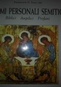 Nomi personali semitici biblici angelici profani