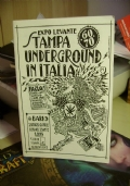 STAMPA UNDERGROUND IN ITALIA   1995