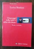 I linguaggi della radio e della televisione teorie e tecniche