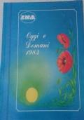 Agenda Ina Assitalia Oggi e Domani 1989