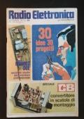 Radio Elettronica Settembre 1972