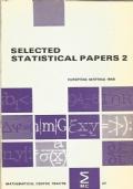 Selected statistical papers 2 : European meeting 1968