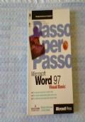 Microsoft Word 97 VBA Passo passo (con CD)