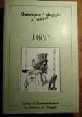 Quaderno di viaggio d�autore IRAN