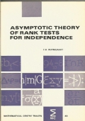 Asymptotic theory of rank tests for independence
