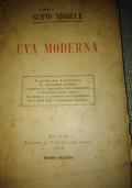 Eva moderna, Scipio Sighele. Fratelli Treves  Editori 1910