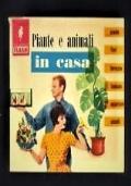 piante e animali in casa