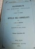 Appello agli evangelisti