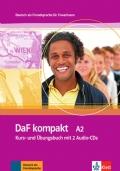 DaF kompakt. Lehr- und Arbeitsbuch mit 2 Audio-CDs. A2: Deutsch als Fremdsprache für Erwachsene