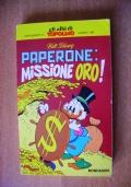 I CLASSICI DI WALT DISNEY prima serie n. 64 - PAPERONE: MISSIONE ORO
