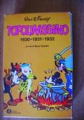 TOPOLINISSIMO 1930/1931/1932 - 3 volumi con cartone contenitore
