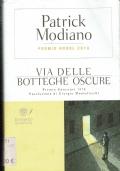 Via delle botteghe oscure - Modiano Patrick - 2014/1 edizione - Bompiani