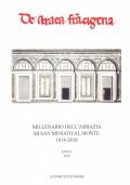 De Strata Francigena n. XXVI/2, 2018. Millenario dell'abbazia di San Miniato al Monte 1018-2018