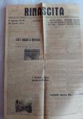 RINASCITA n° 3 del 22-23 APRILE 1945 (LIBERAZIONE DI BOLOGNA)