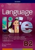 Language for life. B2. Student's book-Workbook. Con Hub, 16 eread, 2 tests. Con ebook. Con espansione online. Con CD-ROM