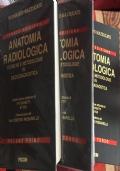 Anatomia radiologica vol. 1-2-3