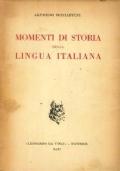 Momenti Di Storia Della Lingua Italiana