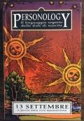 Personology. 13 settembre