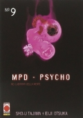 MPD. Psycho 9. Nei labirinti della mente