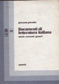 Lineamenti di letteratura italiana storia-correnti-generi