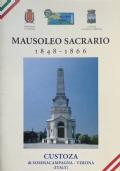 Mausoleo Sacrario 1848-1866 Custoza di Sommacampagna Verona