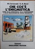 Che cos'è l'enigmistica - Guida alla conoscenza alla composizione e alla risoluzione dei giochi emigmistici