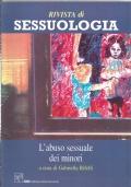 Rivista di sessuologia. Volume 27, Numero 1, 2003