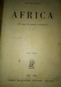 1935 AFRICA 33 MESI DI GRANDI AVVENTURE N. DEL GRANDE