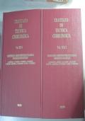 Trattato di tecnica chirurgica - Vol XX/1 e Vol XX/2