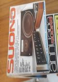 Audio Visione rivista europea di HI FI video registrazione TV a colori