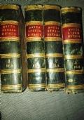 STORIA D'ITALIA 1789-1814  (4 Volumi). Edizione pisana del 1824. Prezzo d'occasione!
