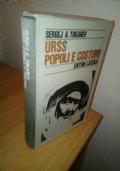 URSS POPOLI E COSTUMI, Tokarev Laterza 1969