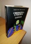 1985 CIBERNETICA E NOETICA, Scuricini prima ed. Sansoni