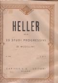 25 studi progressivi preparatorii agli studi ed alle opere della suola moderna. Nuova edizione riveduta da Bruno Mugellini