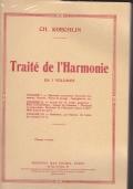 Traité de l'Harmonie en 3 volumes (volume 2)