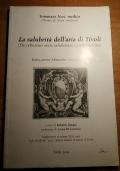 La salubrità dell'aria di Tivoli (De tyburtini aeris salubritate commentarius)