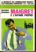 Maigret e l�affare picpus - Le inchieste del commissario Maigret 11