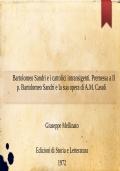 Bartolomeo Sandri e i cattolici intransigenti. Premessa a Il p. Bartolomeo Sandri e la sua opera di A.M. Casoli