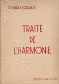 Traité de l'Harmonie en 3 volumes (volume 1)