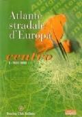 ATLANTE STRADALE D'EUROPA CENTRO