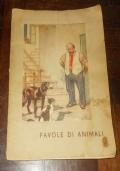 FAVOLE DI ANIMALI