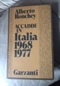 ACCADDE IN ITALIA 1968/1977