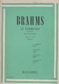 Silvestri : Le scale per pianoforte Vol. II . Raccolta di tutte le Scale maggiori e minori per moto parallelo e contrario, con aggiunta di esercizi preparatori e formulario per quelle in doppia terza e doppia sesta