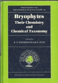 Bryophytes : their chemistry and chemical taxonomy