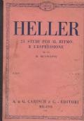 D. Steibelt. 25 studi per pianoforte Op. 78. Edizione riveduta e diteggiata da Gino Tagliapietra