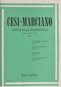 Dodici studi trascendentali per pianoforte. Edizione riveduta da Attilio Brugnoli