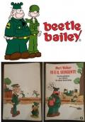LA GUERRA DI BEETLE BAILEY, MORT WALKER, OSCAR MONDADORI 1^ Ed. 1979.