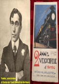 LA SPOSA DEL SOLE, LUIGI MOTTA, R. BEMPORAD E FIGLIO EDITORI FIRENZE 1921.