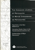 Psychiatry in the New Millennium